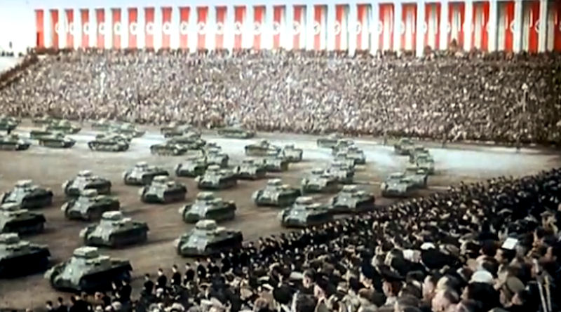 Image result for nazi military parade