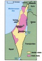Palestine UN Partition Plan- 1947  How far back will we go?