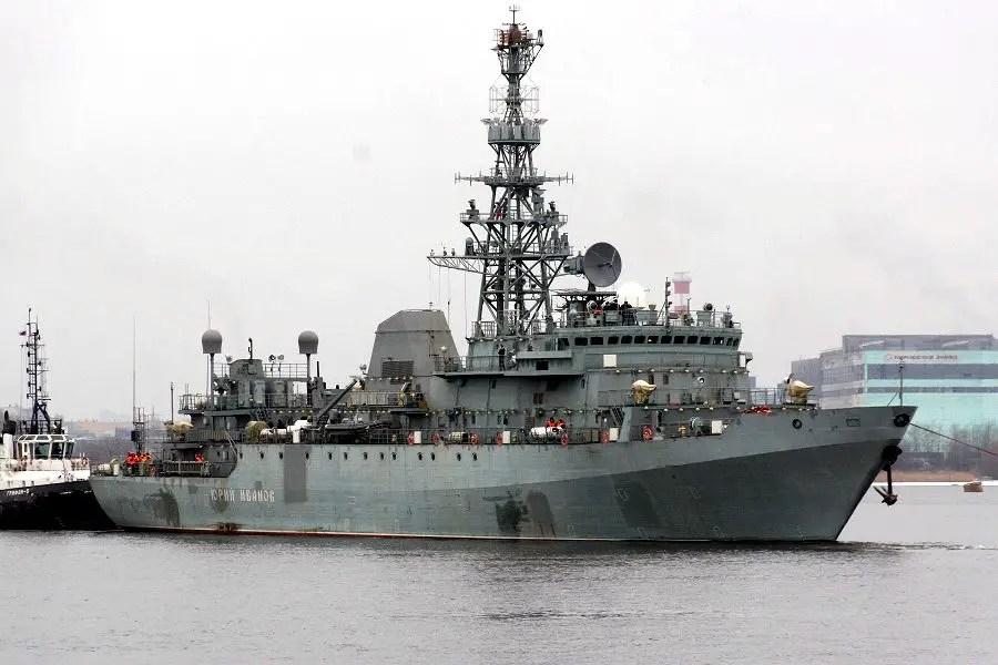 Security Equipment Ship