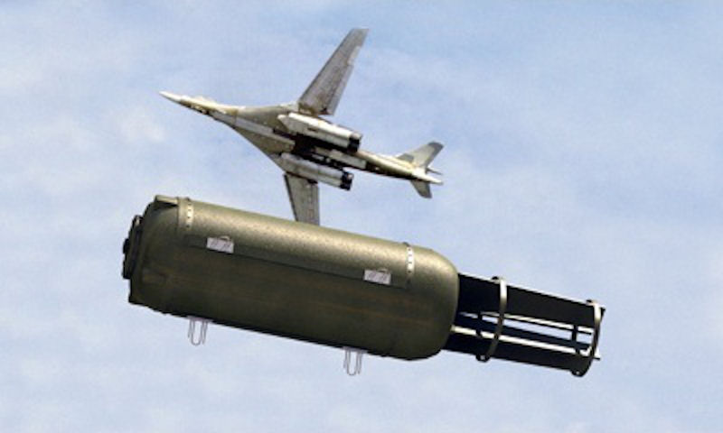 Image result for russian father of all bombs