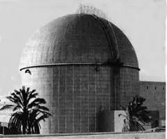 Dimona Reactor Dome
