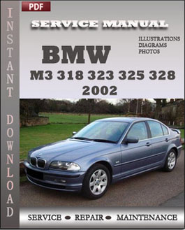 bmw 3 series service manual pdf