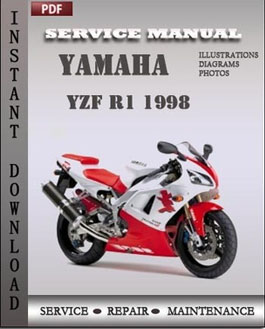 yamaha yzf r1 1998 service manual pdf download autos post. Black Bedroom Furniture Sets. Home Design Ideas