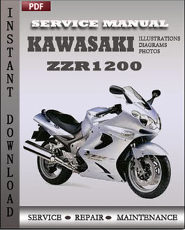 Kawasaki ZZR1200 manual