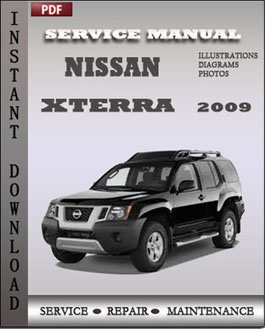 nissan x trail service repair manual pdf