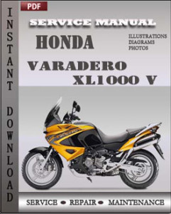 honda varadero xl1000 v workshop manual free download service and rh repairandservicemanuals wordpress com honda varadero 1000 wiring diagram honda varadero xl 1000 wiring diagram