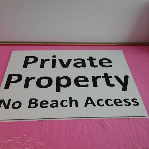 Private Property #1