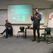 GSW Seminar by Lukas & Adrian at Witten/Herdecke University