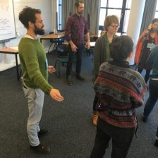 Social Presencing Theater Workshop