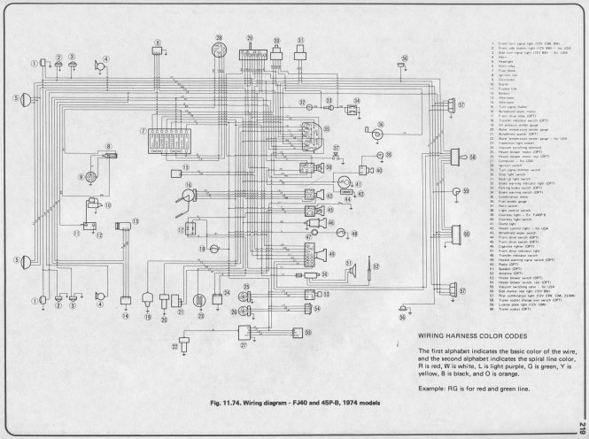 fj40 wiring diagram fj40 image wiring diagram fj40 wiring diagram wiring diagram on fj40 wiring diagram