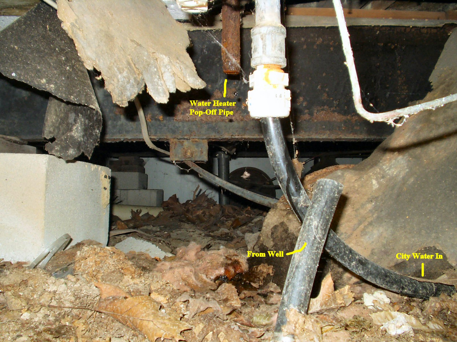 The Plumbing Closet