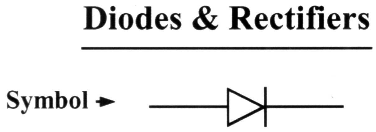 Rectifiers Selection Guide