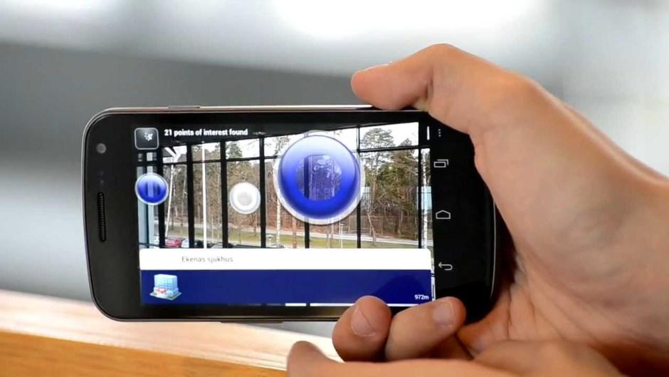 LayAR AR App