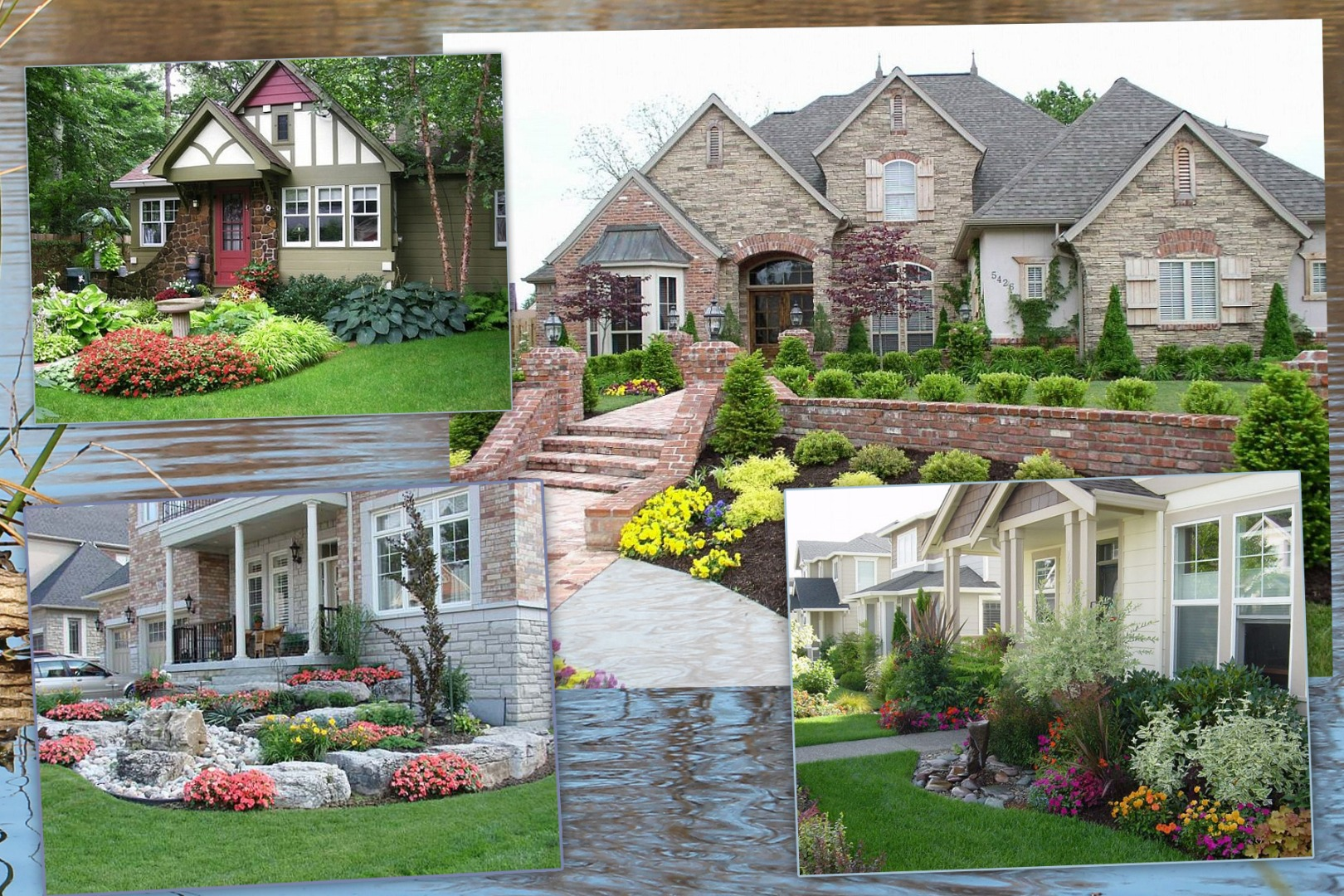 Front Yard Landscaping Ideas on Landscape Front Yard Ideas id=13182