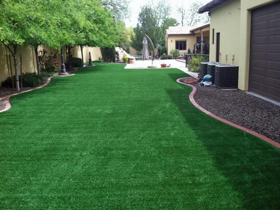 Synthetic Lawn Backyard San Jose Bay Area on Turf Yard Ideas id=46216