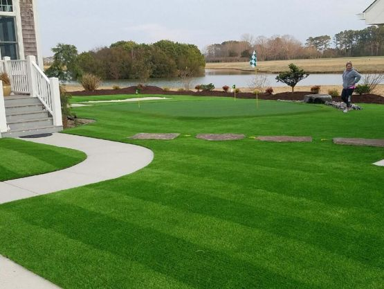 New Trend Golf Practice Putting Greens Landscaping