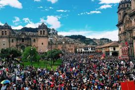 Cusco Junes Festivities