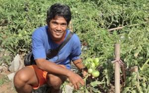 Cambodia Farm volunteering