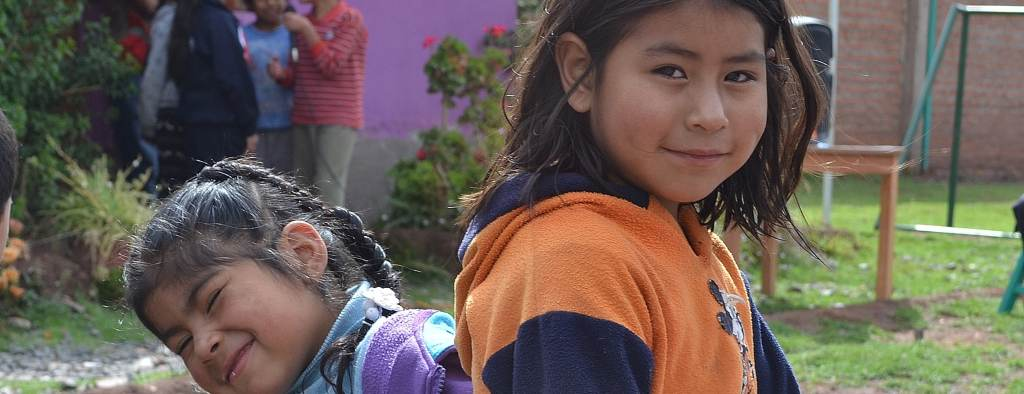Cusco children's project, Peru