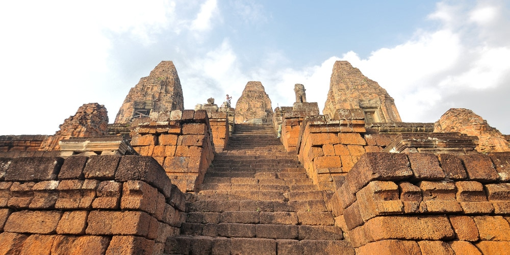One of Angkor's magnificent temples