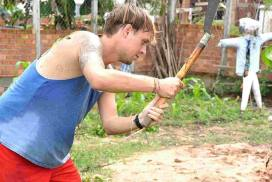 Volunteer at the Cambodia Food and Farming project