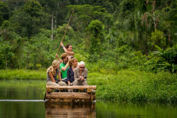 Volunteer in Conservation in the Peruvian Amazon