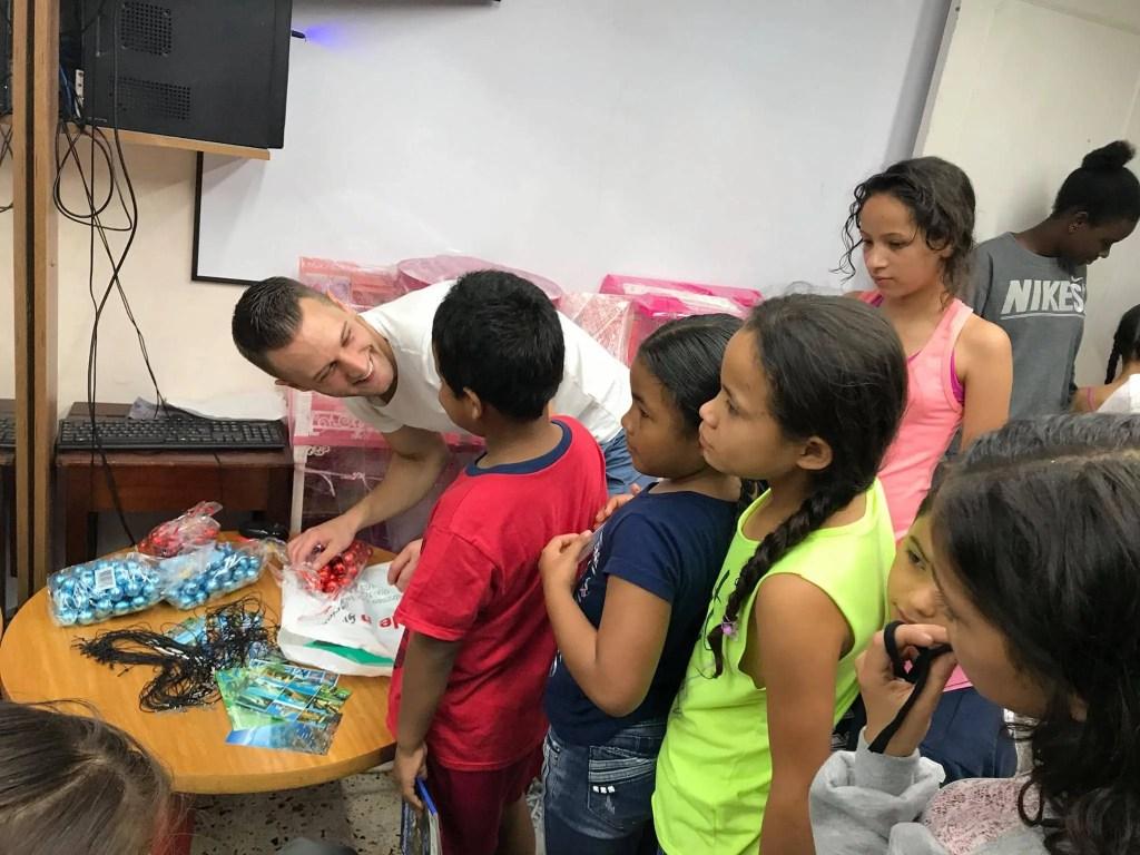 Volunteering in Colombia