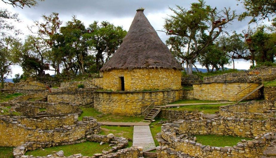 Kuelap Archaeological Site Peru
