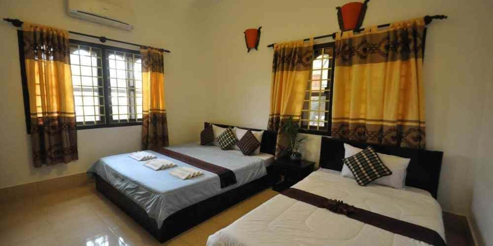 Bou Savy Guest House Siem Reap Volunteer
