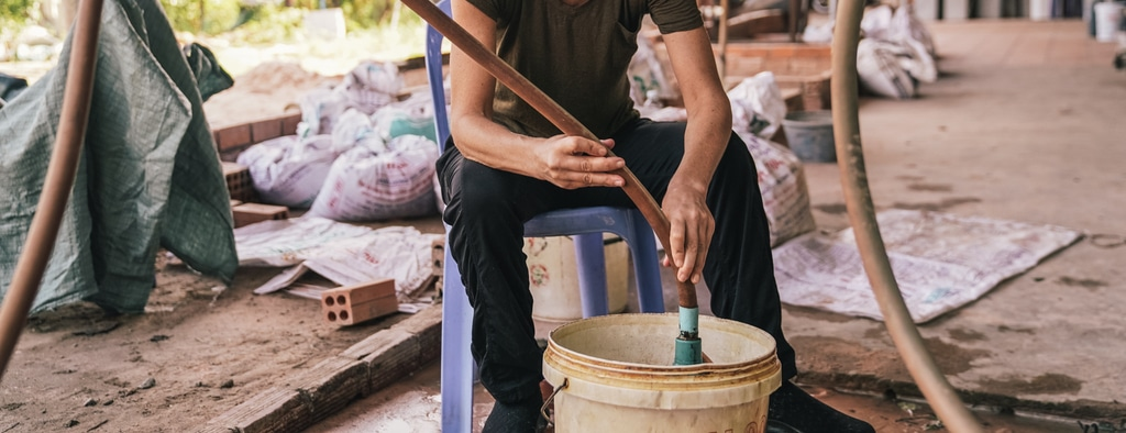 Volunteer at Clean Water Project Cambodia