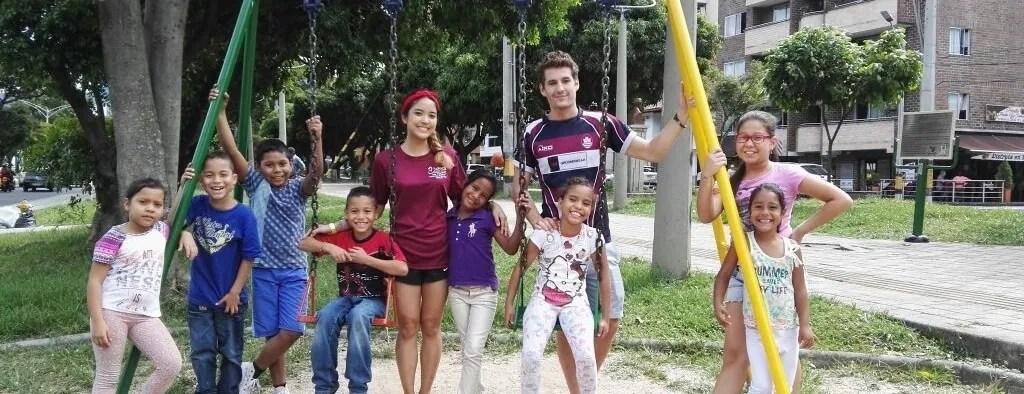 Help Kids Colombia