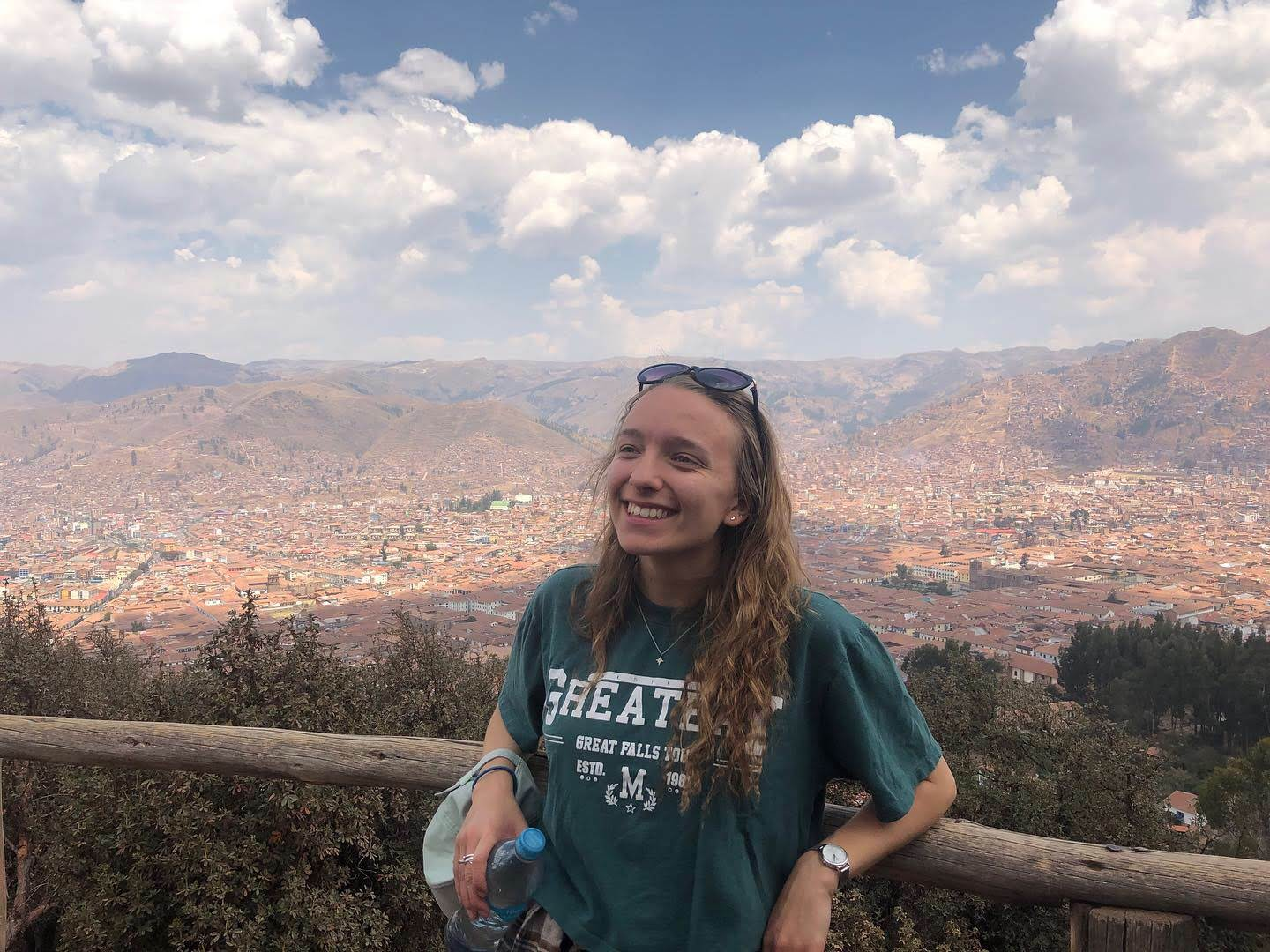Intern Experience Abroad