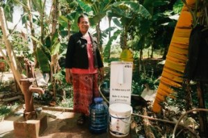 Cambodia clean water