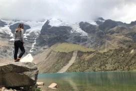 Intern at Lake Humantay