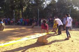 Sports Festival at the Sports Programme Cambodia
