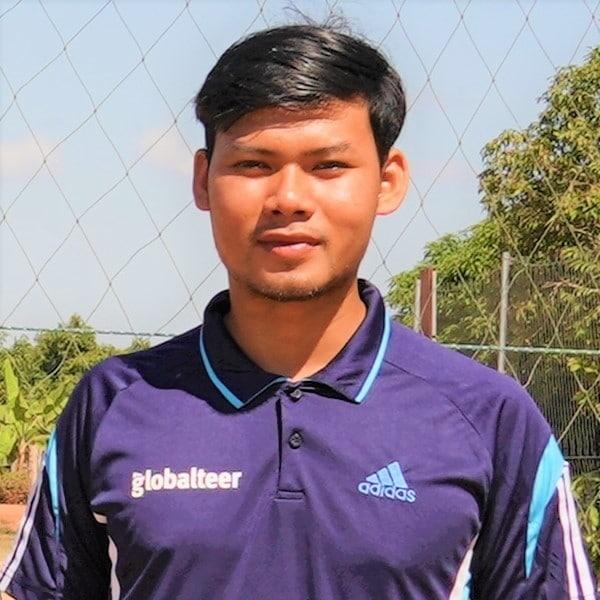 Globalteer Team Cambodia Sochet