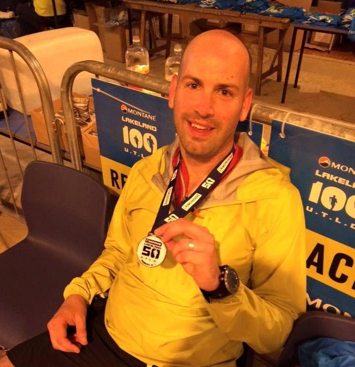 Matt Dooley: ultra runner
