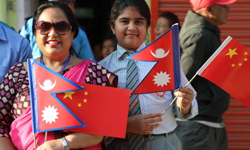 China, Nepal agree to lift ties to new height 1