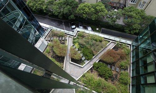 Building Garden Your Roof
