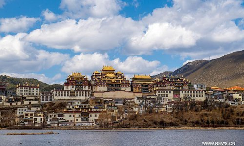 Tibetan temples get better facilities to improve living conditions 2