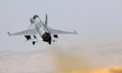 JF-17 vs Rafale