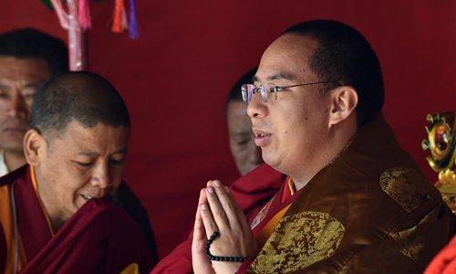 Tibetan monks attend training 2