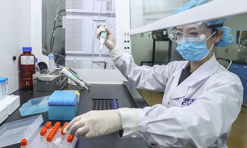 China leads vaccine R&D - Global Times