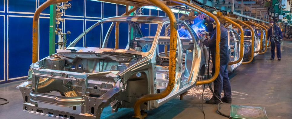 Auto manufactures and suppliers are locating to Mexico to shorten their supply chains and streamline their logistics.