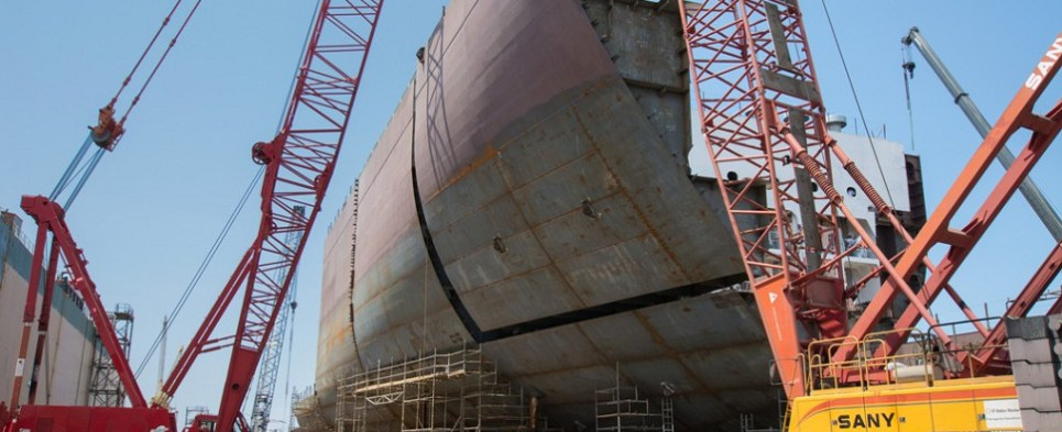 Crowley's new vessels will allow the ocean carrier to deliver larger volumes of shipments of export cargo and shipments of import cargo in international trade.