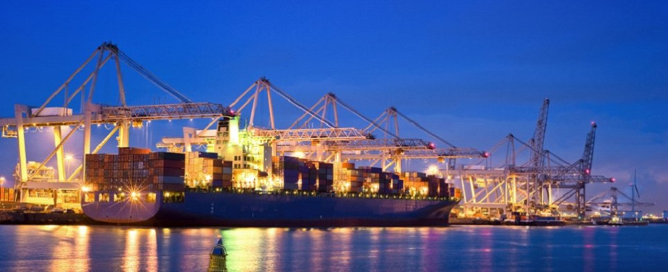 New port in Gulf of Mexico will handle variety of cargoes expanding capacity fo region to handle shipments of import cargo and shipments of export cargo in international trade.