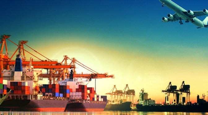 Growth in international trade, shipments of expoirt cargo and shipments of import cargo as wel las trade in services, means companies have more international exposure which needs to be covered by insurance.