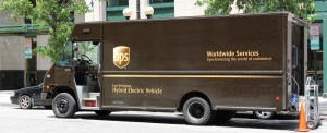 UPS Expands Hybrid Electric Fleet
