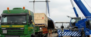 Volga-Dnepr Delivers Oil Pump To-The-Door in Turkmenistan