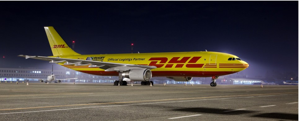 New DHL service to Detroit enables the carrier to better handle shipments of air cargo exports and imports in international trade with greater convenience to shippers.